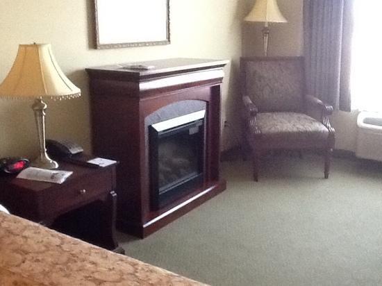 Best Western Plus Grand-Sault Hotel & Suites: Add a caption