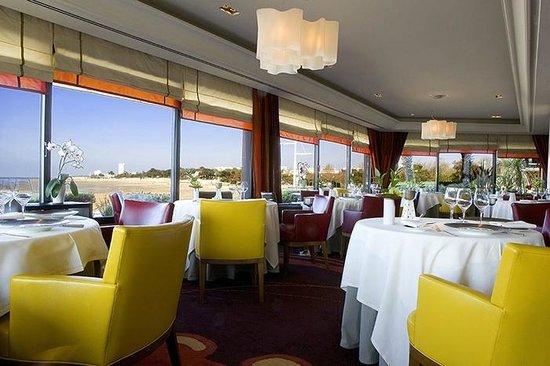 Restaurant Christopher Coutanceau : TN1
