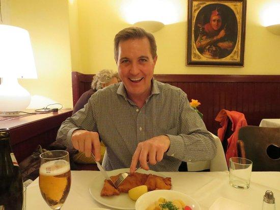 Oswald & Kalb: Schnitzel is my favorite meal
