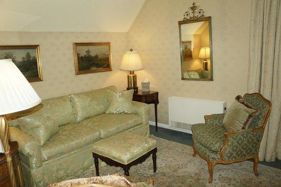 Blantyre: Sitting Room - III
