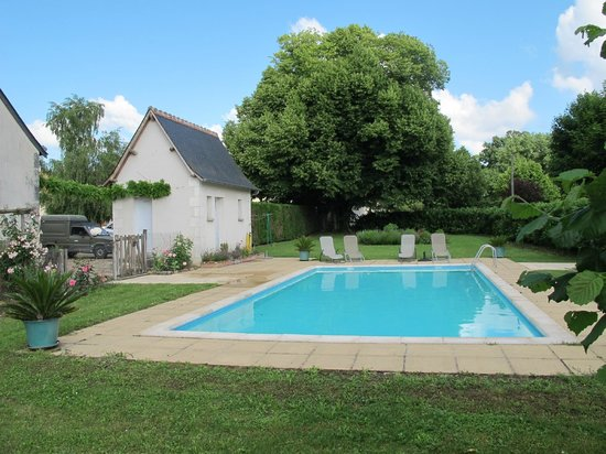 Manoir de Chaix : Pool