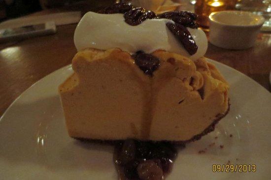 Osteria Mozza: Pumpkin cake
