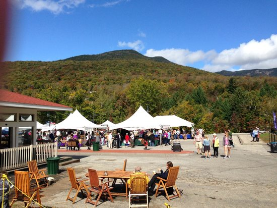 Loon Mountain: Site Set-up