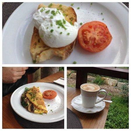 Empire Spa Retreat : Breakfast - gorgeous.