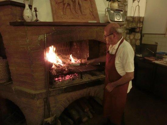 La Dogana: 調理