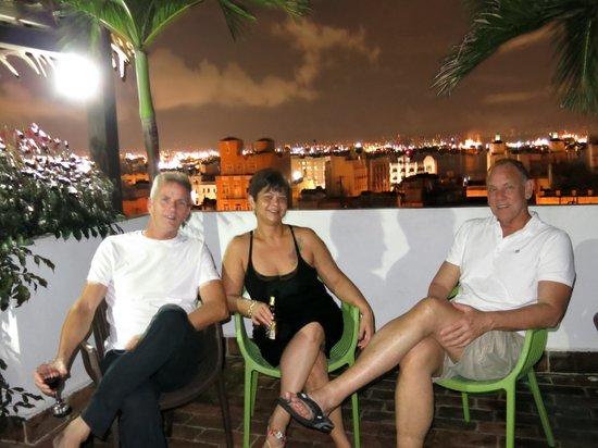 La Terraza de San Juan: Roof Top Terrace