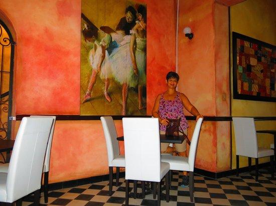 La Terraza de San Juan: Lounge