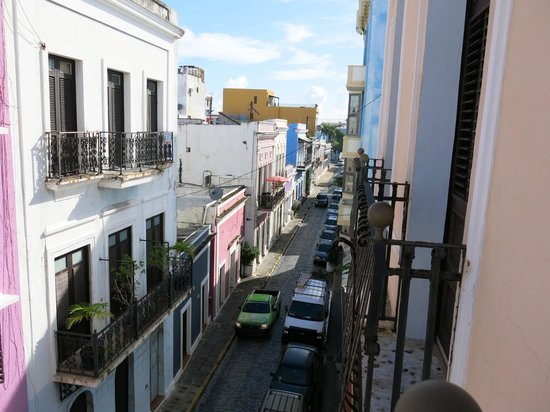 La Terraza de San Juan: The Street
