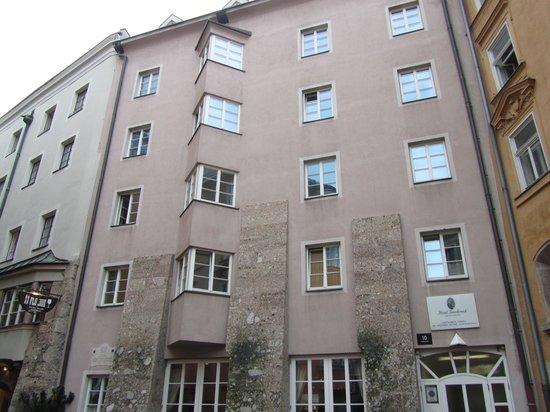 Hotel Innsbruck: Fundos do hotel
