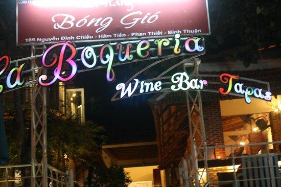 La Boqueria Restaurant Wine Bar and Tapas: лабокерия