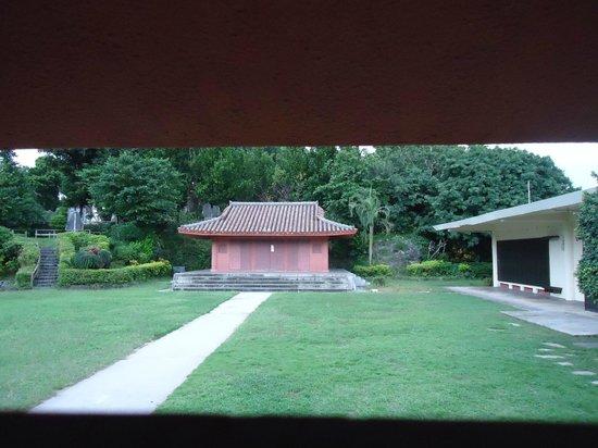 Naminoue-gu Shrine: Outer Temple