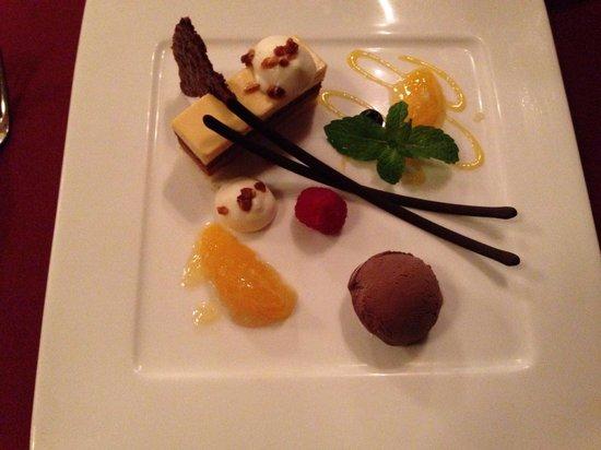 Magellans: デザート
