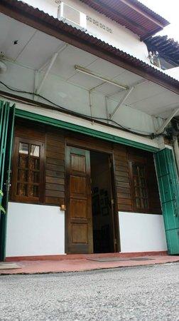 The Bridge Loft: Door Front