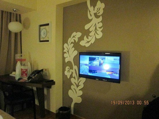 Atanaya Hotel: Deluxe Room