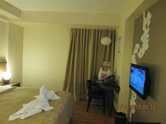 Atanaya Hotel : Deluxe Room