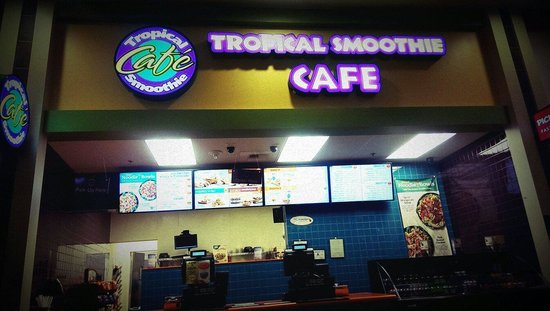 Tropical Smoothie Cafe Excalibur