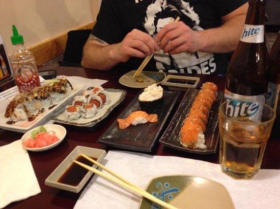 Photo of Japanese Restaurant Kyoto Sushi at 8009 Florence Ave, Downey, CA 90240, United States