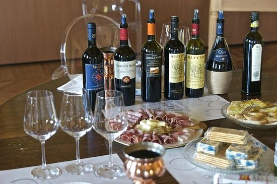 Ruffino - Tenuta di Poggio Casciano: Ready to taste?...