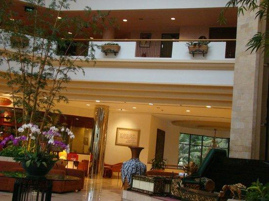 Grand Quality (GQ) Yogyakarta : Lobby Area