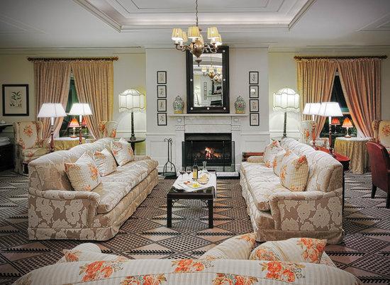 The Lounge at Lilianfels: Lounge
