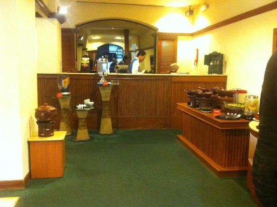 Grand Quality (GQ) Yogyakarta : Restaurant