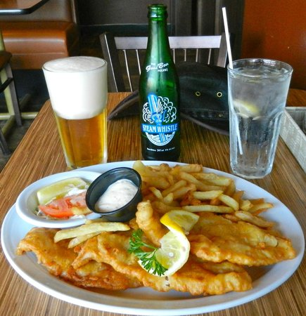Anke and Tony's Seafood Restaurant: Good tasting and cheap!