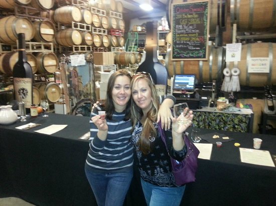 Rockin' Wine Tours : At Robert Renzoni Vineyards