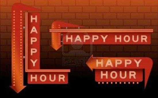 Jack's on Marion: Happy Hour Daily from 11-6pm