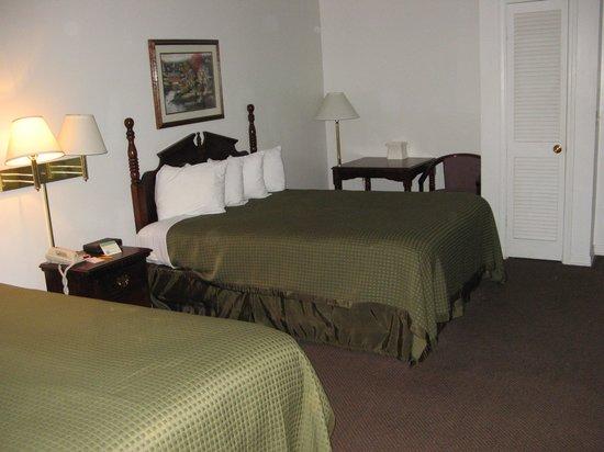 Americas Best Value Inn & Suites: Room