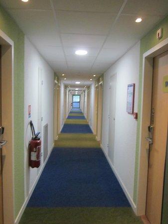 Ibis Budget Ajaccio : corridor