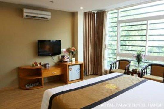 Royal Palace Hotel Hanoi: Rum
