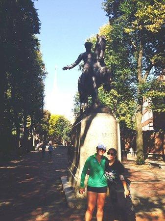 City Running Tours - Boston : Running Tour