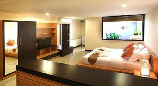 Hotel La Villa: Poolside Villa