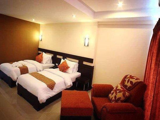 Hotel La Villa : ห้องพักหลากหลายสไตล์