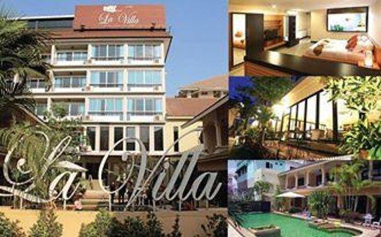 Hotel La Villa: รับบริการจัดเลี้ยง สัมมนา นอกสถานที่ อาหารอร่อย ห้องกว้างพร้อมสิ่งอำนวยความสะดวก