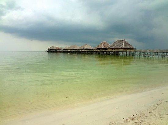 Telunas Resorts - Telunas Beach Resort: The Resort