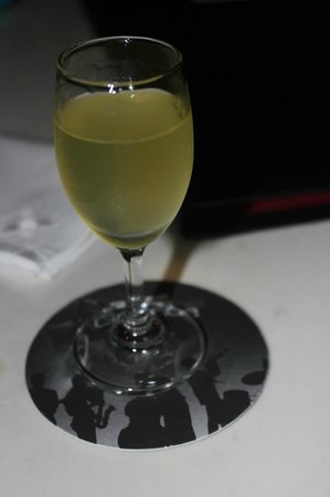 The Living Room: Limoncello