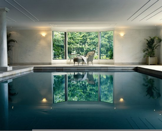 Lilianfels Resort & Spa - Blue Mountains : Indoor Heated Swimming Pool