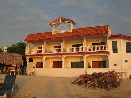 Sueno Del Mar Resort: View from the beach