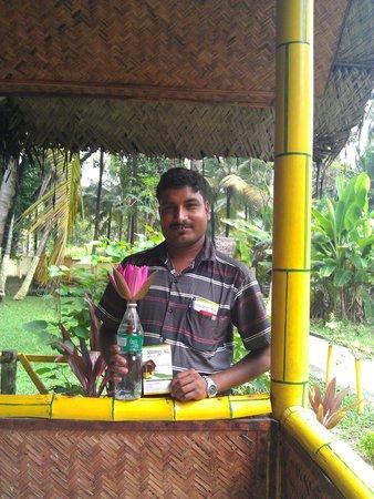 Savithri Inn: Бину
