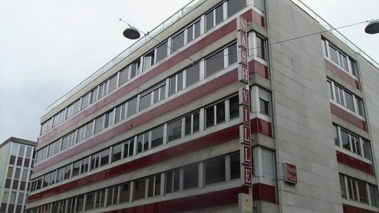 Hotel Nash Ville: 外観