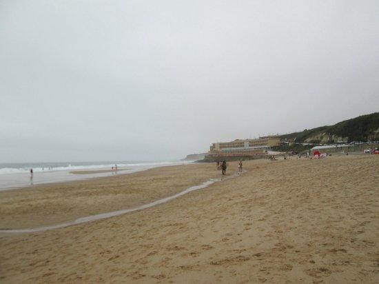 Praia Grande: Прайа гранде в августе