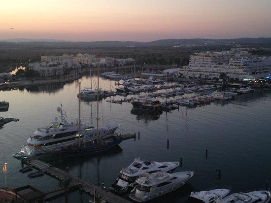 Tivoli Marina Vilamoura : View from our balcony