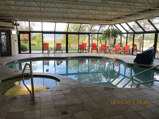 Holiday Inn Express Mesa Verde-Cortez: Heated pool