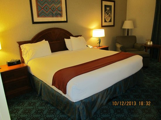 Holiday Inn Express Mesa Verde-Cortez: King size bed