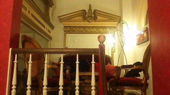 Sandton Hotel de Filosoof - TEMPORARILY CLOSED: De bibliotheek met zitnis