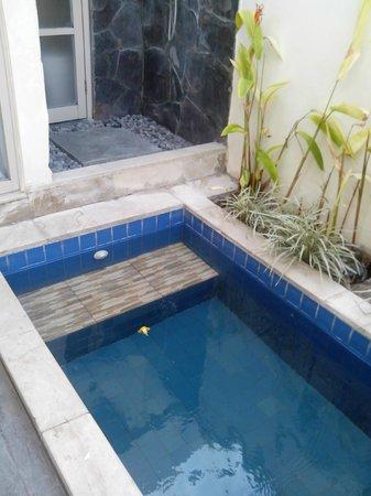 BEST WESTERN Kuta Villa: Plunge pool
