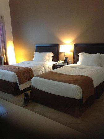 One to One Hotel - The Village: Comfy Beds