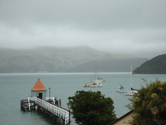 Akaroa Criterion Motel: Just one view from our room