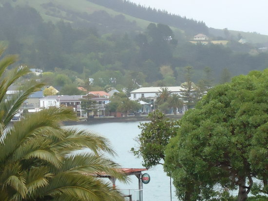 Akaroa Criterion Motel: Another view from our room